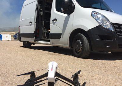 dron-enlace tv