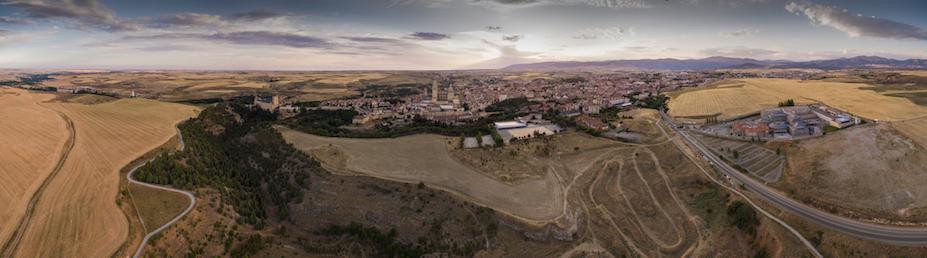 Fotografía aerea: Ventajas del uso de drones